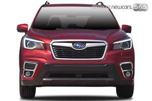 2019 Subaru Forester 2.5i Premium S5 Auto AWD MY19