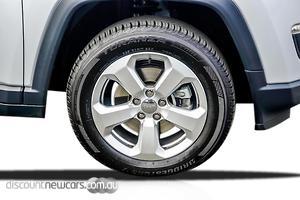 2018 Jeep Compass Longitude Auto FWD MY18