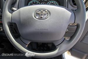 2019 Toyota Landcruiser GXL Manual 4x4