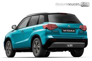 2019 Suzuki Vitara Manual 2WD