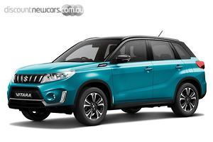 2019 Suzuki Vitara Turbo Auto 4WD
