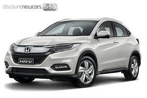 2019 Honda HR-V +LUXE Auto MY19