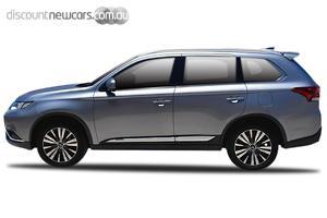 2019 Mitsubishi Outlander LS ZL Auto 2WD MY19