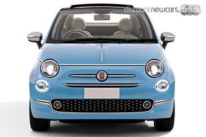 2018 Fiat 500C Spiaggina '58 Edition Manual