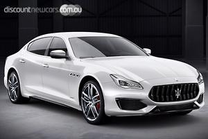 2020 Maserati Quattroporte GTS GranSport Auto MY20