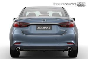 2019 Mazda 6 GT GL Series Auto