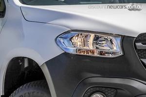 2020 Mercedes-Benz X-Class X220d Pure Manual 4MATIC Dual Cab