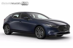 2019 Mazda 3 G25 Evolve BP Series Manual