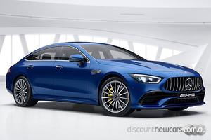 2020 Mercedes-Benz AMG GT 53 Auto 4MATIC+