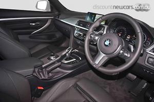 2019 BMW 430i M Sport F32 LCI Auto