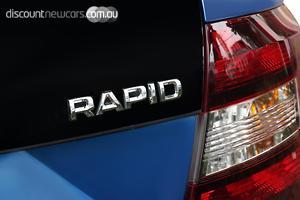 2018 SKODA Rapid Auto MY19