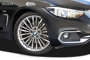2020 BMW 4 Series 430i Luxury Line F33 LCI Auto