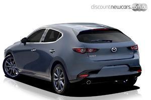 2019 Mazda 3 G25 GT BP Series Auto