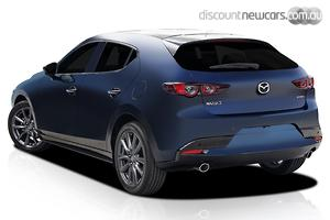 2019 Mazda 3 G20 Touring BP Series Manual