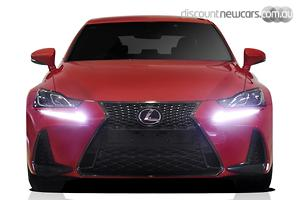 2019 Lexus IS IS300h F Sport Auto