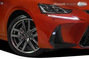2019 Lexus IS300h F Sport Auto