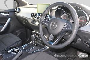 2020 Mercedes-Benz X-Class X350d Progressive Auto 4MATIC Dual Cab