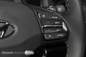 2019 Hyundai i30 Active Manual MY19