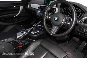 2021 BMW 2 Series M240i F22 LCI Auto