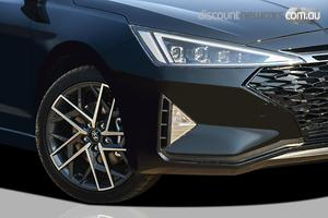2020 Hyundai Elantra Sport Auto MY20