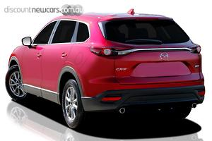 2019 Mazda CX-9 Touring TC Auto
