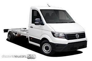 2021 Volkswagen Crafter 35 TDI410 SY1 LWB Auto FWD MY21