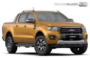 2019 Ford Ranger Wildtrak PX MkIII Auto 4x4 MY19.75 Double Cab