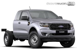 2019 Ford Ranger XL PX MkIII Manual 4x4 MY19.75 Super Cab