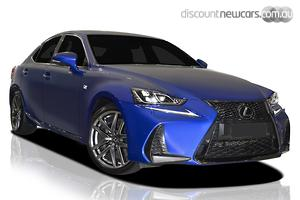 2019 Lexus IS IS300 F Sport Auto
