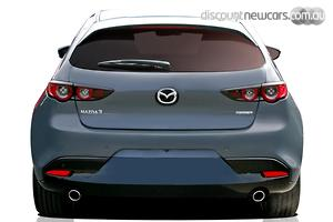2020 Mazda 3 G25 Astina BP Series Manual