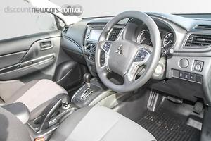 2019 Mitsubishi Triton GLX MR Manual 4x4 MY19