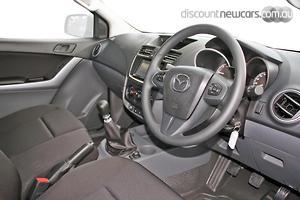 2019 Mazda BT-50 XT UR Manual 4x4