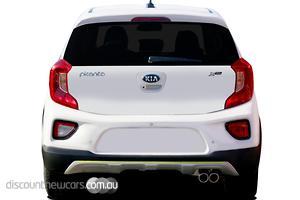 2019 Kia Picanto X-Line Manual MY19