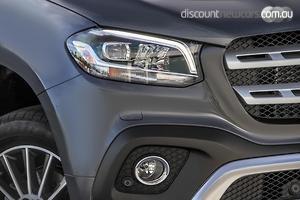 2019 Mercedes-Benz X-Class X350d Power Auto 4MATIC Dual Cab