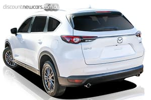 2019 Mazda CX-8 Sport KG Series Auto FWD