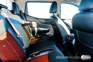 2020 Nissan Navara N-TREK D23 Series 4 Auto 4x4 Dual Cab