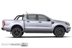 2019 Ford Ranger Sport PX MkIII Manual 4x4 MY19.75 Double Cab