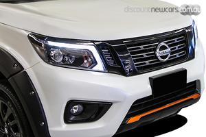 2019 Nissan Navara N-TREK D23 Series 4 Manual 4x4 Dual Cab