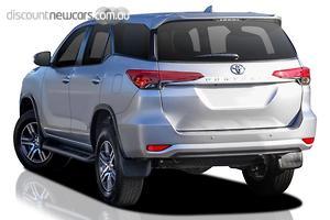 2019 Toyota Fortuner GX Auto 4x4