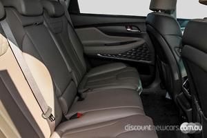 2019 Hyundai Santa Fe Elite Auto 4x4 MY20