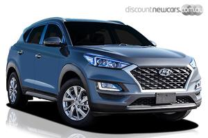 2020 Hyundai Tucson Active Manual 2WD MY21