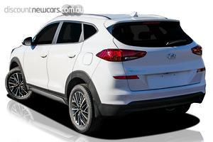 2020 Hyundai Tucson Active X Manual 2WD MY20