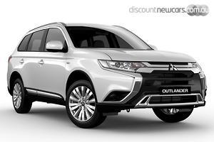 2019 Mitsubishi Outlander ES ADAS ZL Auto 2WD MY20