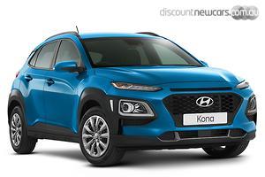 2019 Hyundai Kona Go Auto AWD MY20