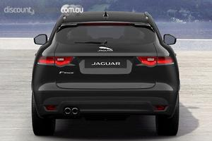 2019 Jaguar F-PACE 25d Chequered Flag Auto AWD MY20