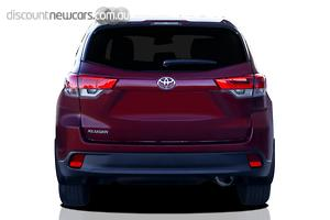 2019 Toyota Kluger GX Auto 2WD