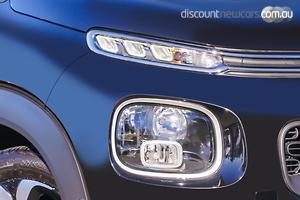 2019 Citroen C3 Aircross Shine Auto
