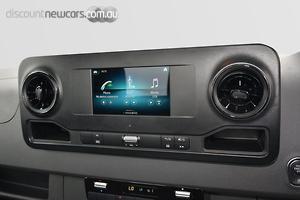 2020 Mercedes-Benz Sprinter 516CDI LWB Manual RWD