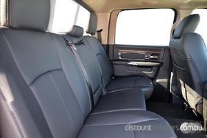 2019 RAM 1500 Laramie SWB Auto 4x4 MY19