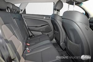2020 Hyundai Tucson Active X Auto 2WD MY21